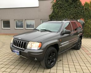 Jeep Grand Cherokee 2.7CRD 4x4 Automat OVERLAND 2004 + ODO PASS