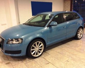 Audi A3 Sportback 1.4TFSI S-Tronic Attraction 2010