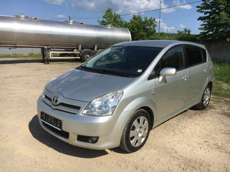 a2c0aca9c2 Toyota Corolla Verso 1.8VVT-i Automat SOL 7M Parkovacie senzory · IMG 6706