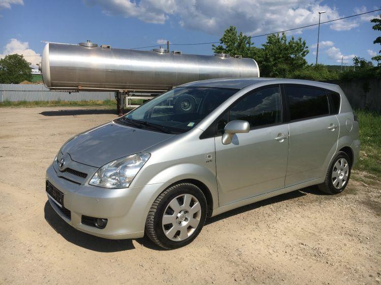 ad6da423e7 Toyota Corolla Verso 1.8VVT-i Automat SOL 7M Parkovacie senzory · IMG 6706  · IMG 6705 · IMG 6707