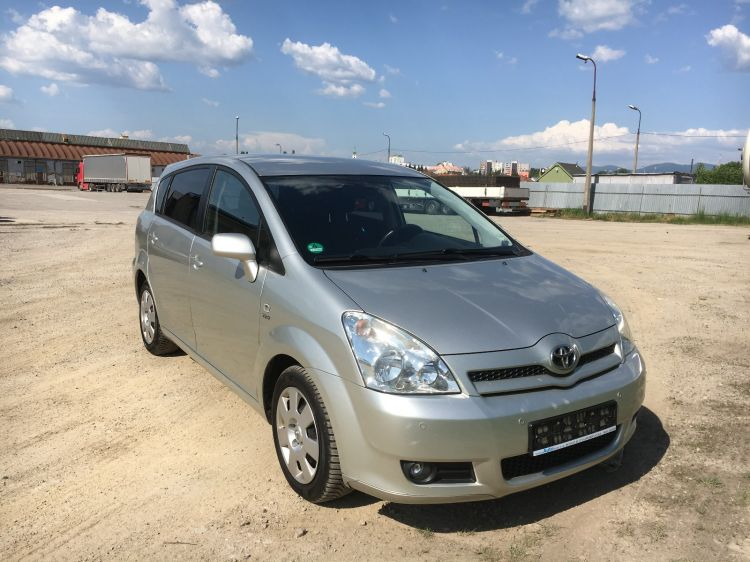 4cb9f465ab Toyota Corolla Verso 1.8VVT-i Automat SOL 7M Parkovacie senzory · IMG 6706  · IMG 6705 · IMG 6707 · IMG 6708 · IMG 6709 · IMG 6710 · IMG 6711 · IMG 6712