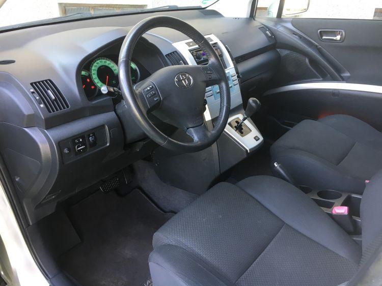 5487441a57 Toyota Corolla Verso 1.8VVT-i Automat SOL 7M Parkovacie senzory ...