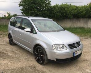 Volkswagen Touran 2.0TDI DSG Trendline Sezónne prezutie