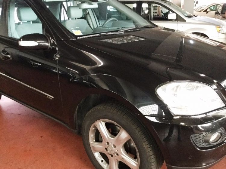 Mercedes-Benz ML500 4Matic 7G-Tronic V8 LPG SPORT 2007